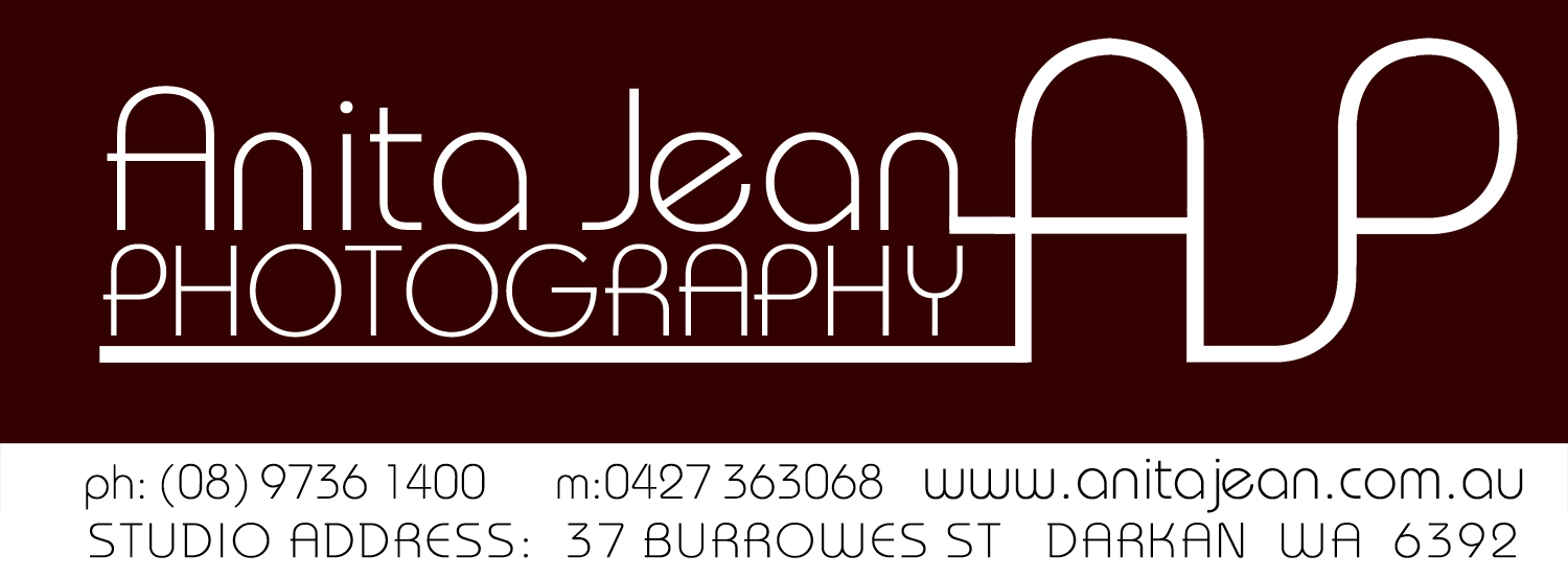 Image of Anita Jean Photography logo
